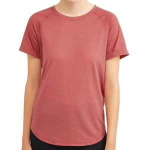 Athletic Works Active Tie Back T-Shirt Tee S M